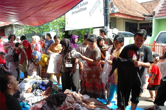 LPJ Bazaar Barang berQualitas (BBQ) 2014
