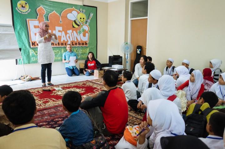 Laporan Pertanggung Jawaban Edufasting ke 5 Tahun 2014