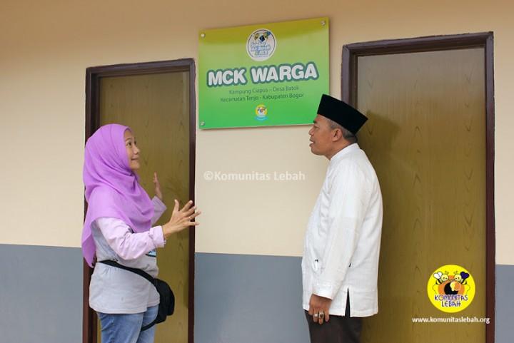 LPJ Pembangunan MCK & Sarana Air Bersih 2015, Tenjo – Bogor