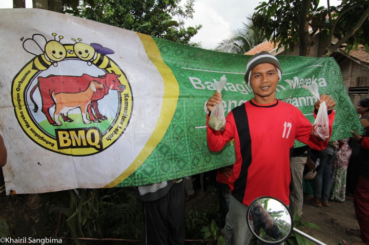 Laporan Pelaksanaan BMQ 2014, Kampung Kanoman – Cianjur