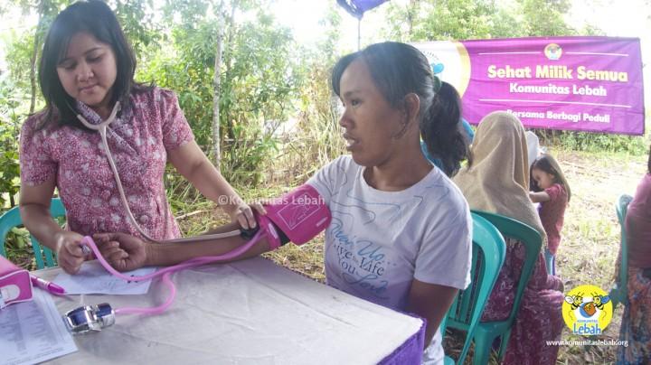 LPJ Sehat Milik Semua, Lebak – Banten